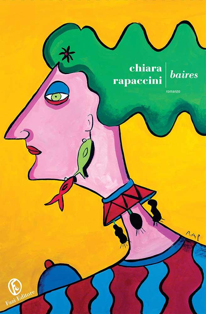 CHIARA RAPACCINI, FAZI EDITORE 2016